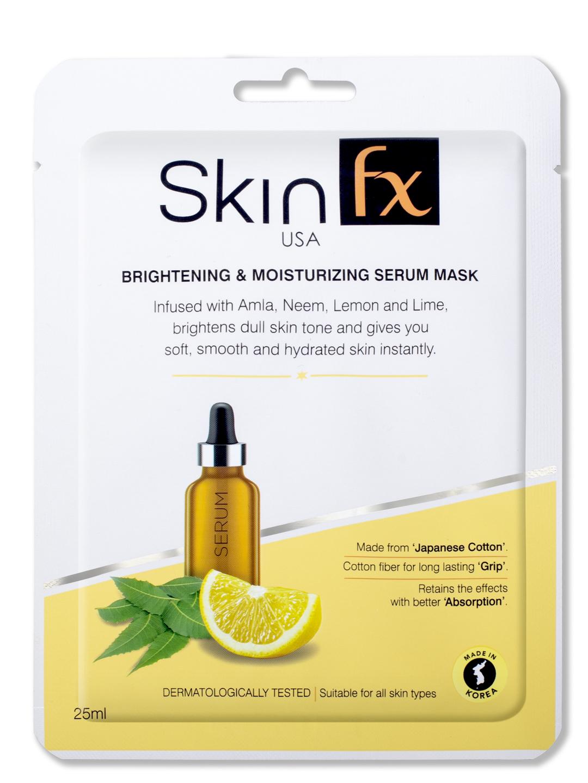 Skin Fx | Skin Fx Brightening & Moisturizing Seum Mask Pack of 1