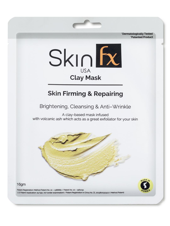 Skin Fx | Skin Fx Clay Mask Pack For Skin Firming & Repairing Pack of 1
