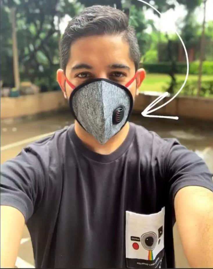SOC PERFORMANCE | Reusable Protective Stylish Masks (set of 3)