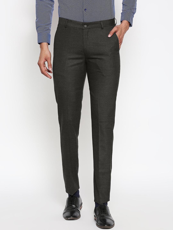 SOLEMIO | Solemio Polyester Formal Trouser For Mens