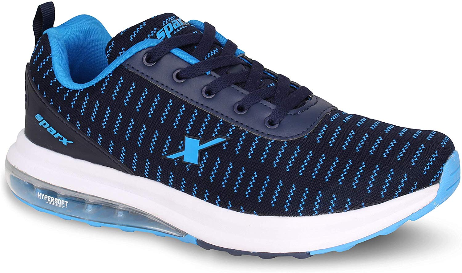 Sparx | Navy Blue Running Shoes