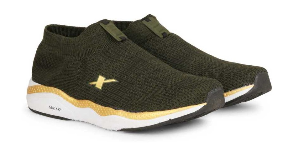 Sparx | Green Running Shoes