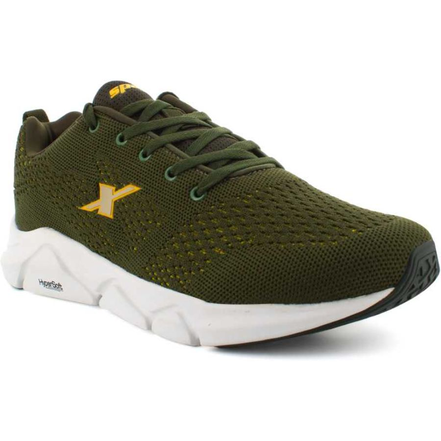 Sparx | Olive Running Shoes