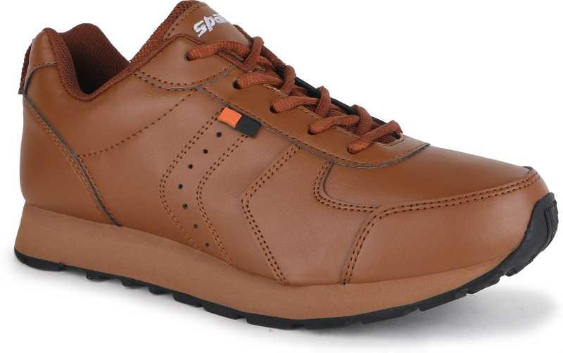 Sparx | Tan Running Shoes