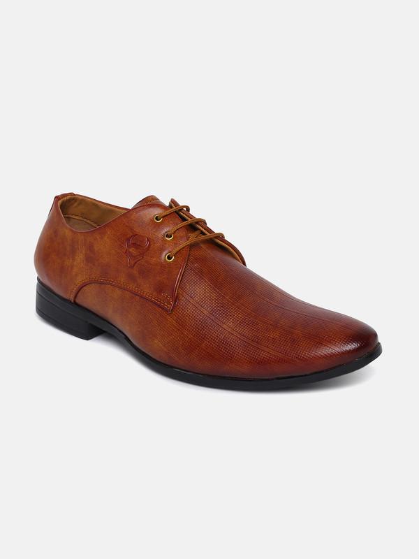 Stanfield | Stanfield SF Men's Executive Derby Shoe Cognac
