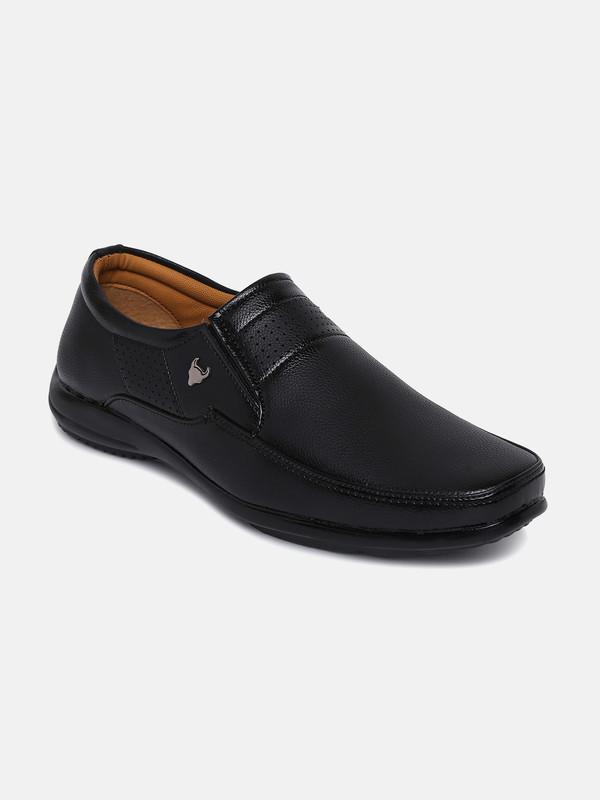 Stanfield   Stanfield SF Men's City Slip -on Shoe Black