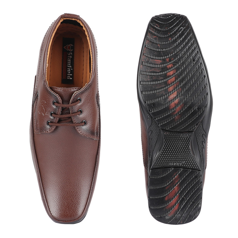 Stanfield | Stanfield SF Classic Men's Lace-up Brown