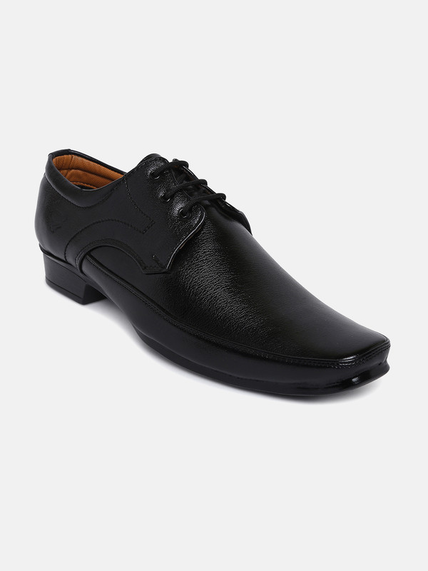 Stanfield | Stanfield SF Citylife Men's Lace-up Black