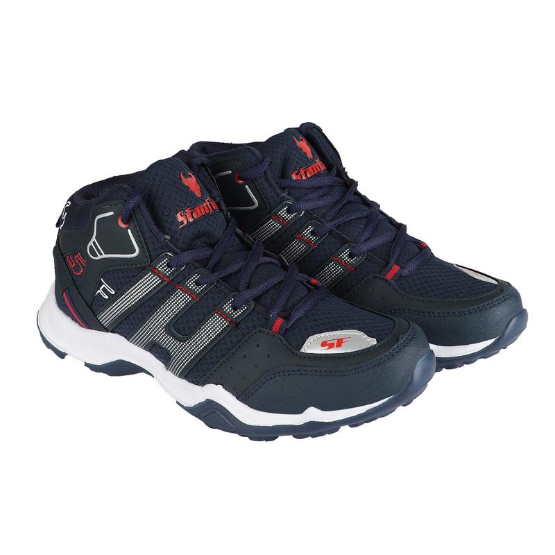 Stanfield   SF Virtual ankle Men's Shoe Blue/ Grey