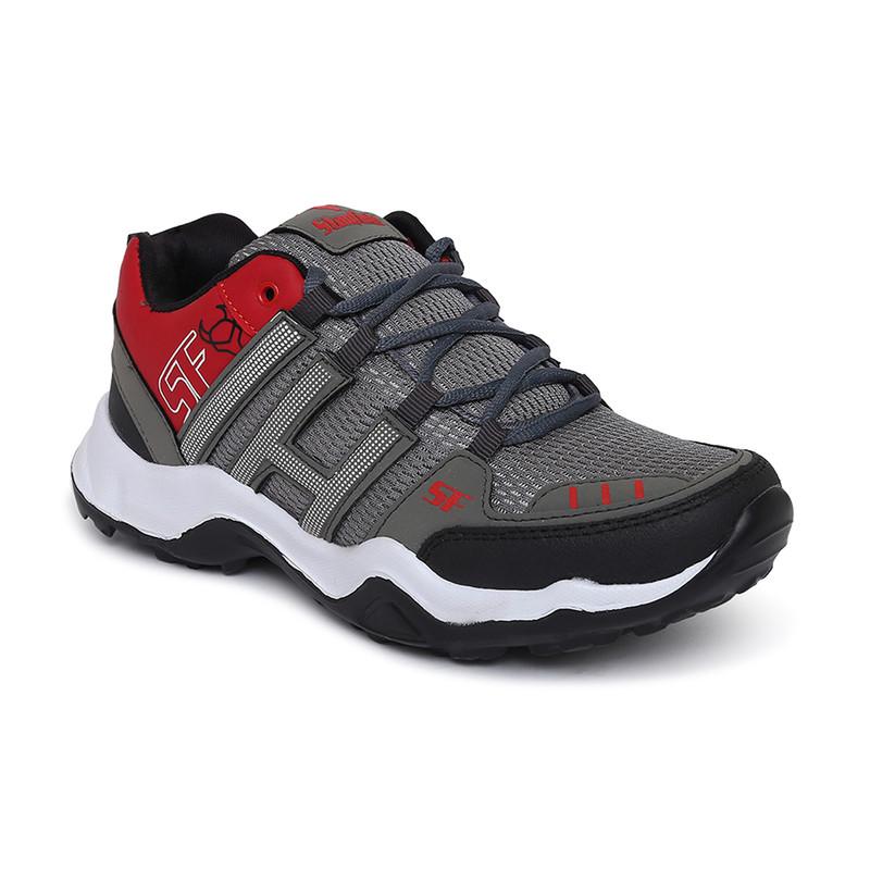 Stanfield | Stanfield SF Virtual  Men's Shoe Grey/Black/ Red