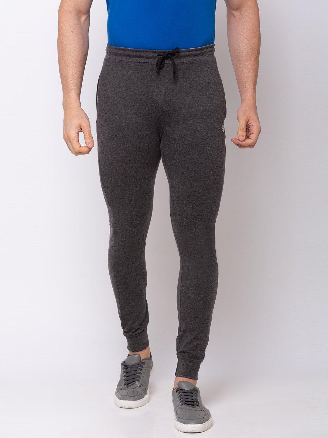Status Quo   Solid Track Pants with HD Print