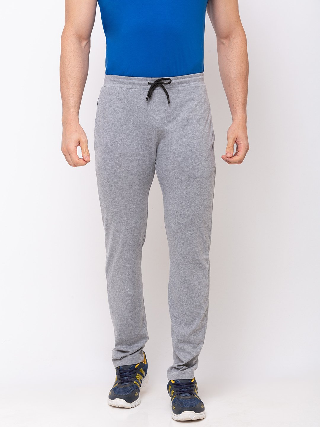 Status Quo | Solid Track Pants with HD Print