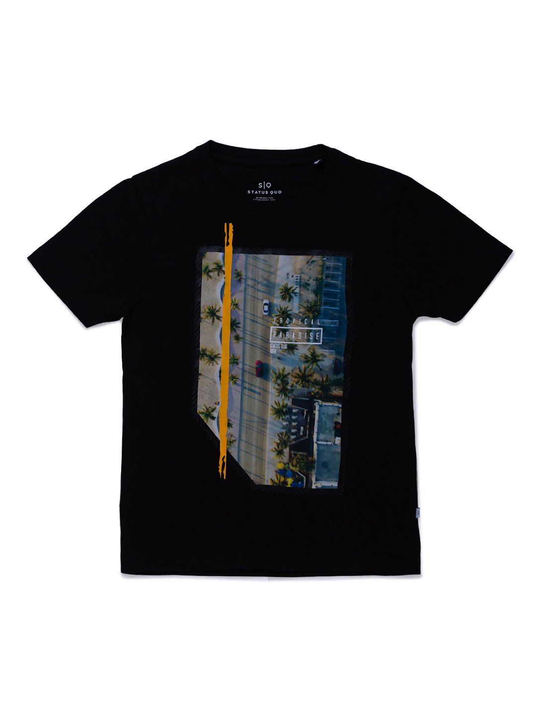 Status Quo   Kids Printed T-shirt