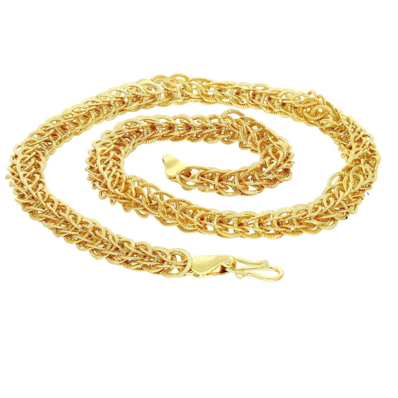 SUKKHI | Sukkhi Gleaming Gold Plated Unisex Chain