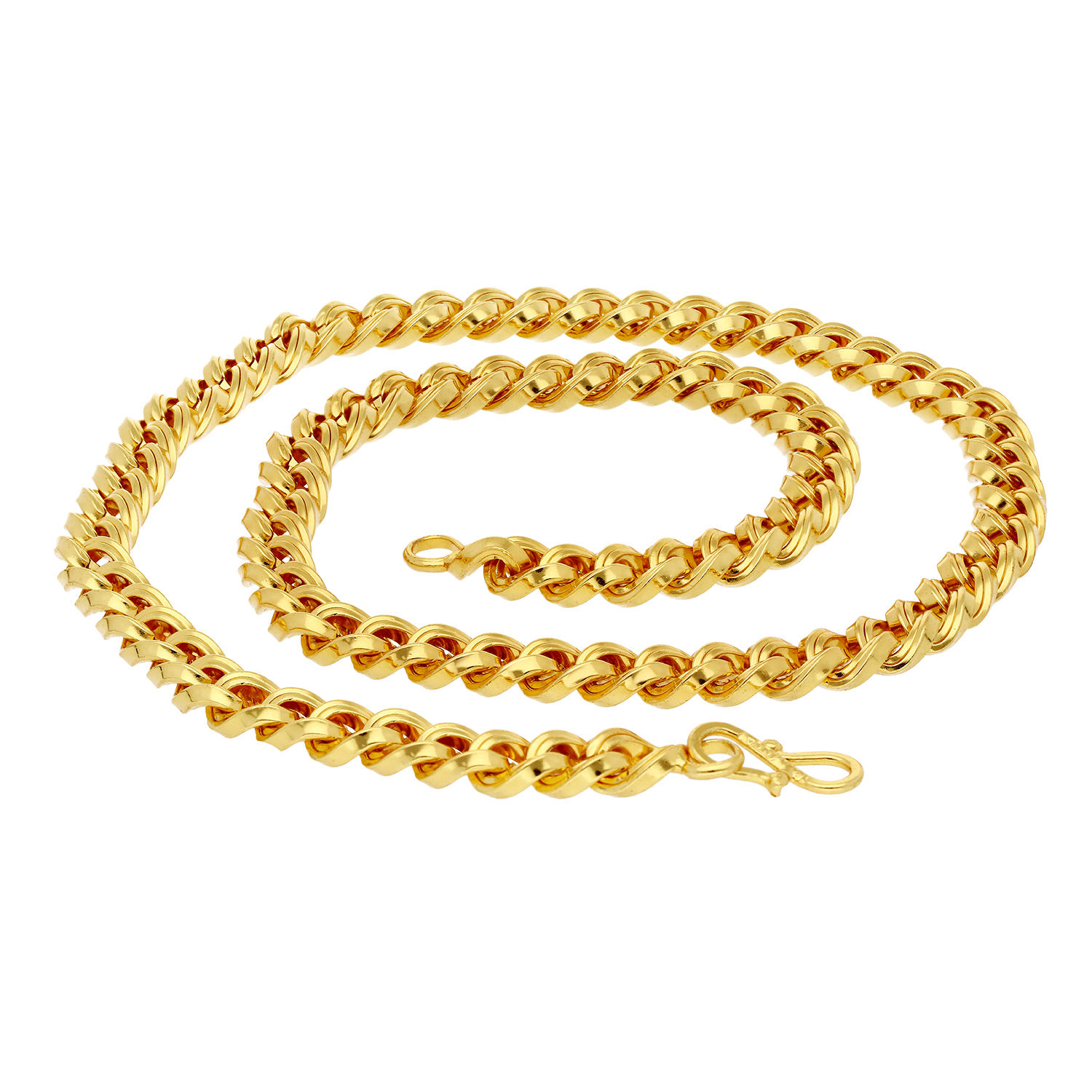 SUKKHI | Sukkhi Traditional Gold Plated Unisex Curb Chain