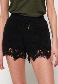 Superdry | MANDY LACE SHORTS