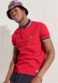 Superdry | SPORTSTYLE TWIN TIPPED POLO