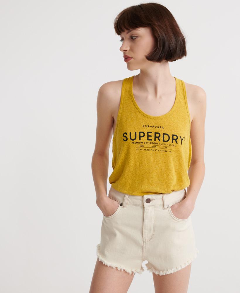 Superdry | DESERT LINEN VEST