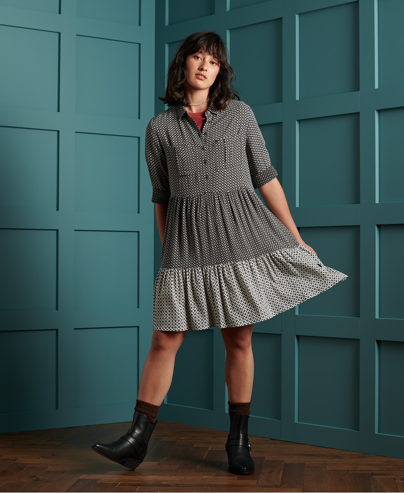 Superdry | KATHRYN SHIRT DRESS