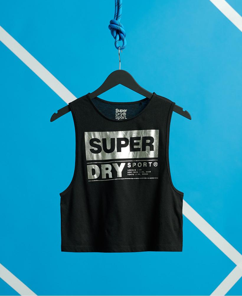 Superdry | STREETSPORT CROP TANK