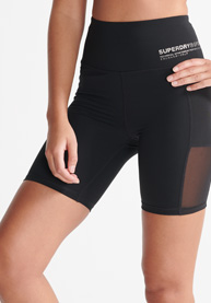 Superdry | COOLING TIGHT SHORTS