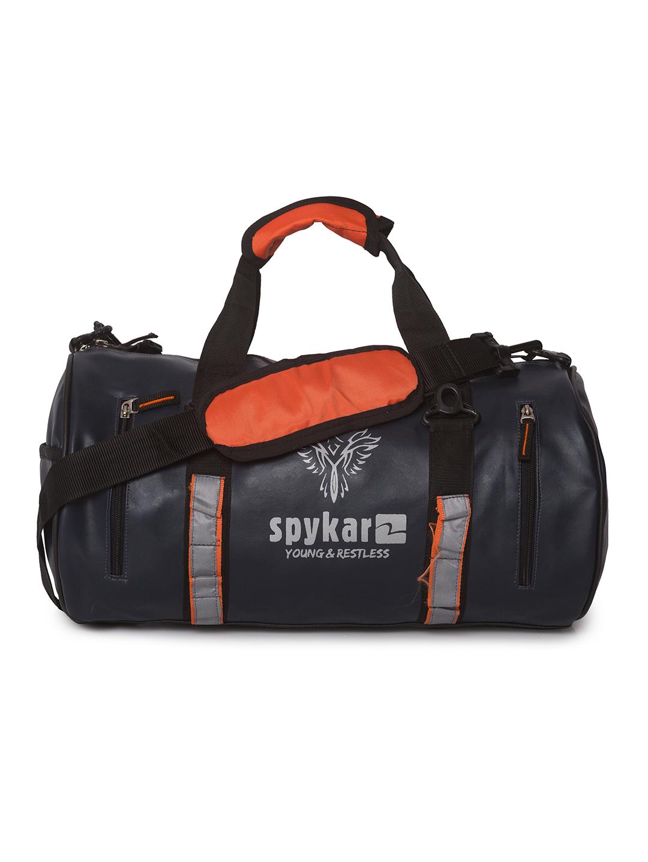 Spykar   SPYKAR Grey Polyester Bag