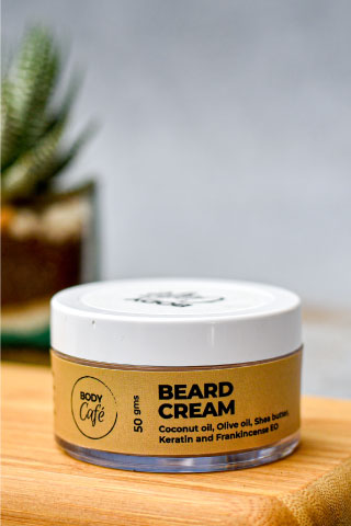 BodyCafe | BodyCafé Beard Cream