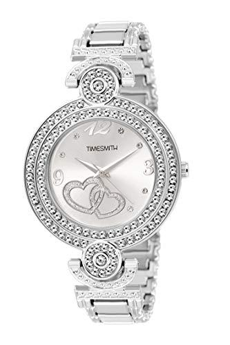 Timesmith   Timesmith Silver Steel Watch for Women TSC-124 For Women