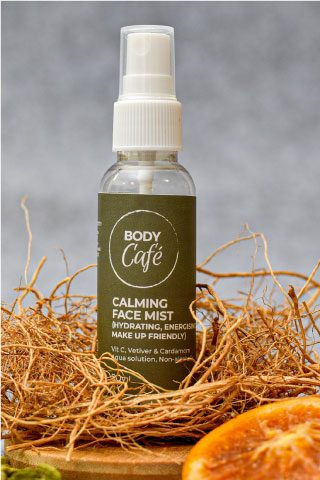 BodyCafe | BodyCafé Calming Face Mist (Hydrating, Energising & Make up friendly)
