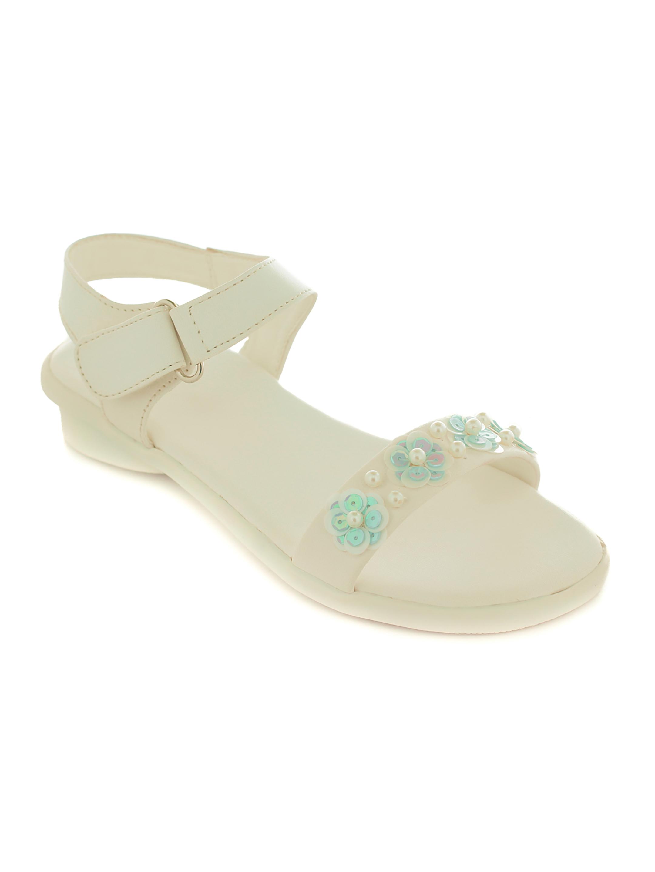 Trends & Trades   Girls Velcro Flats