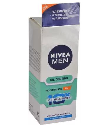 Nivea   NIVEA Men Oil Control Moisturiser Uv