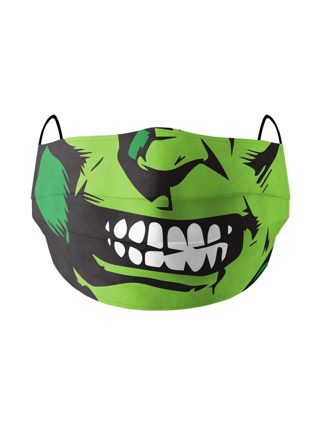 Soxytoes | Soxytoes Green Stylish Protective Washable Mouth Cover Face Mask