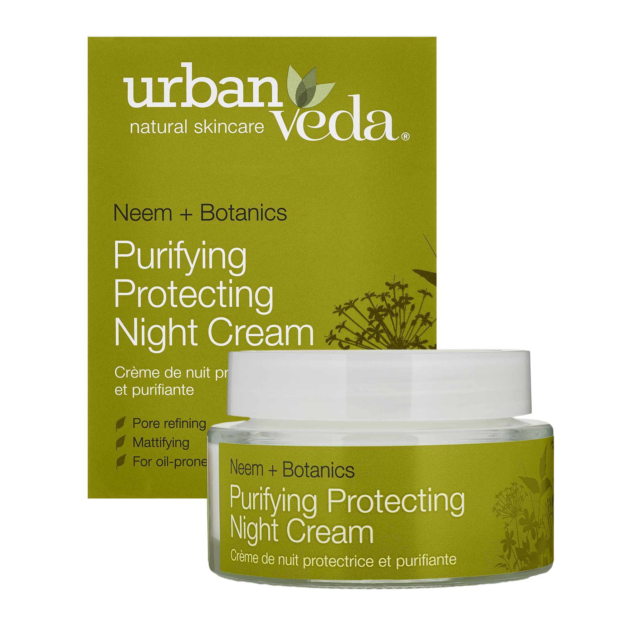 Urban Veda | Urban Veda Purifying Protecting Night Cream 50ml