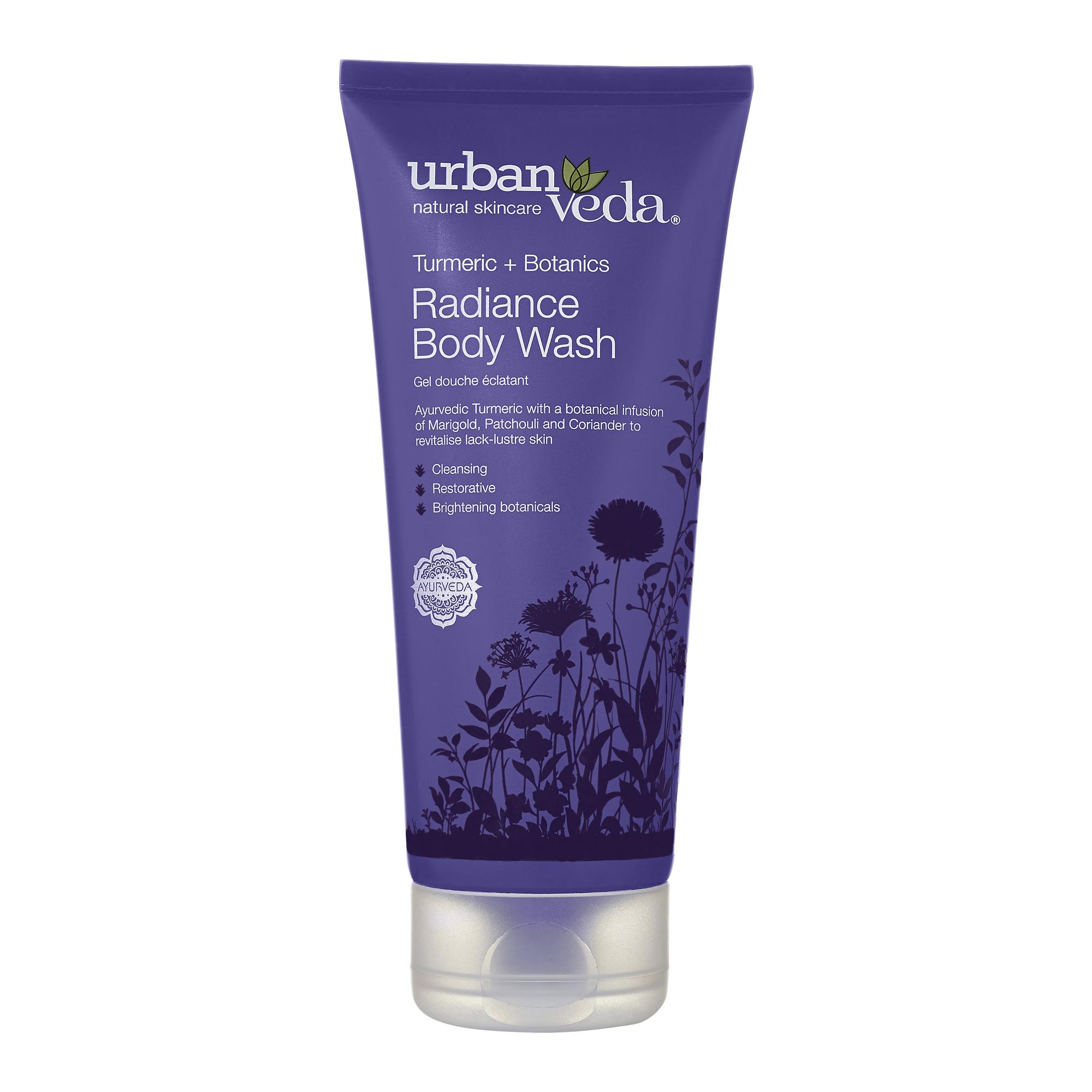 Urban Veda | Urban Veda Radiance Turmeric Body Wash, 200ml