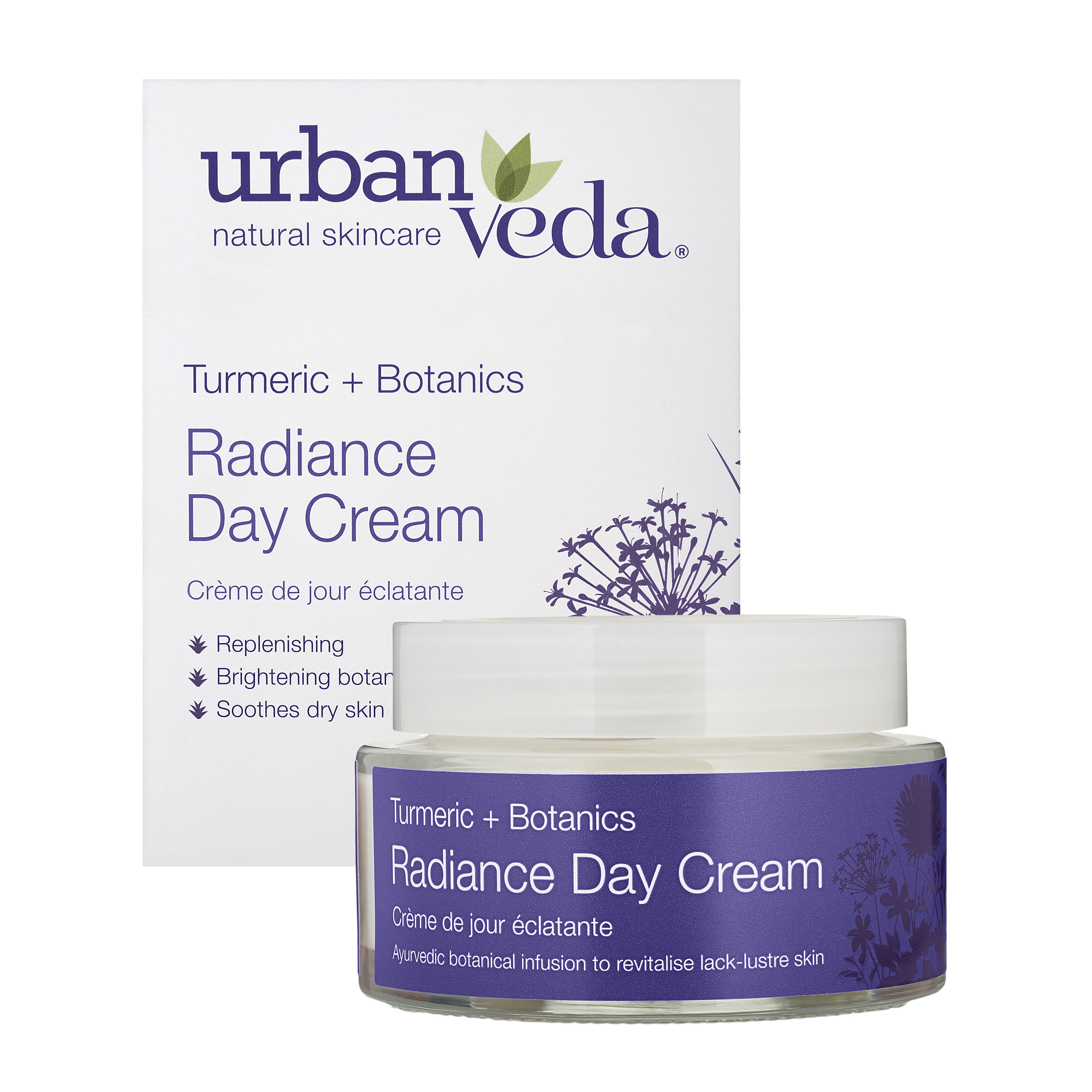 Urban Veda | Urban Veda Radiance Turmeric Day Cream, 50ml