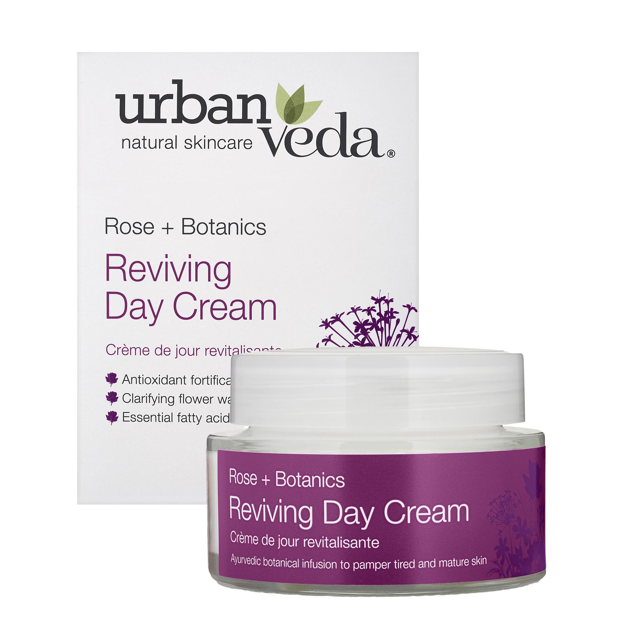 Urban Veda | Urban Veda Reviving Rose Day Cream, 50ml
