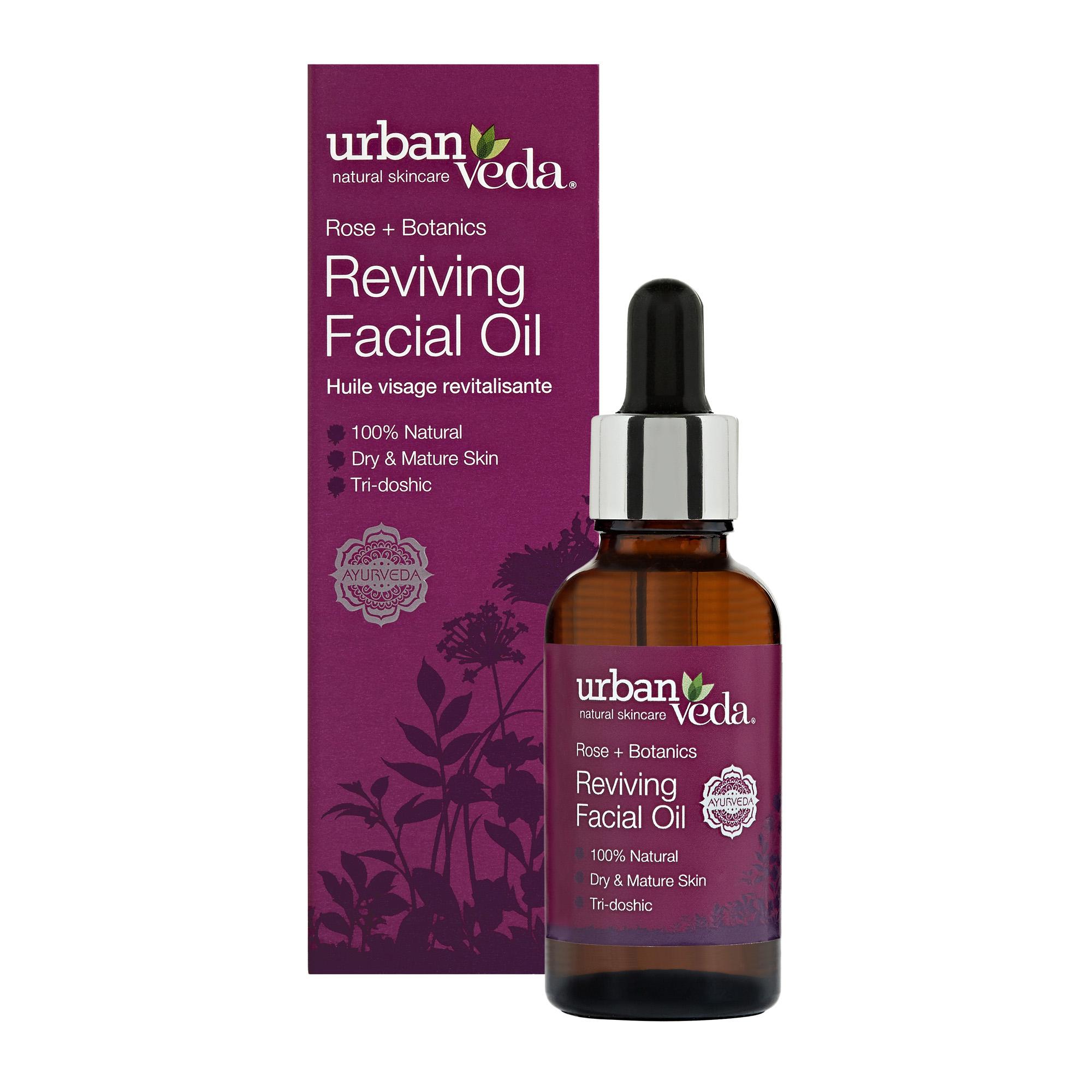 Urban Veda | Urban Veda Reviving Rose Facial Oil, 30ml