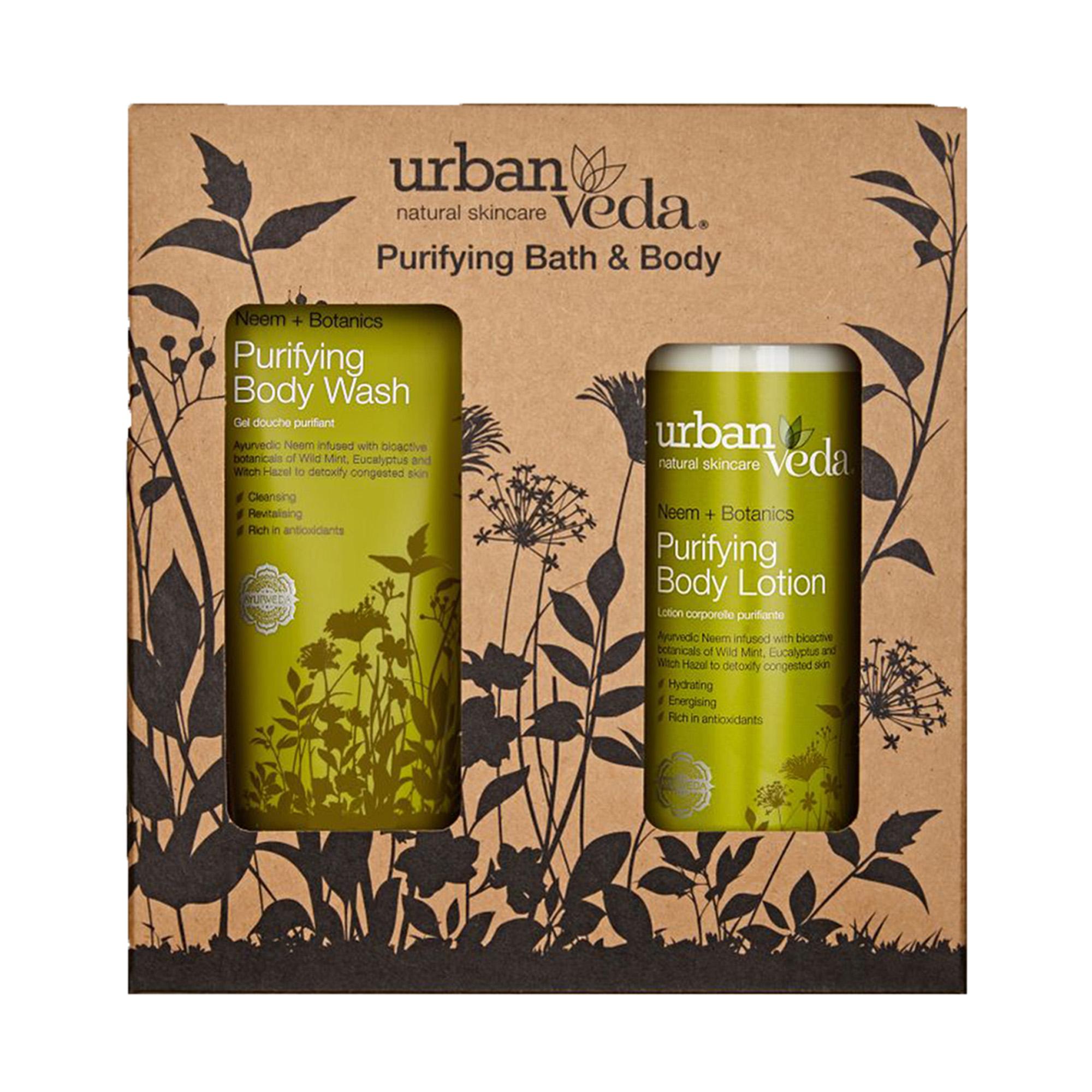 Urban Veda | Urban Veda Purifying Bath & Body