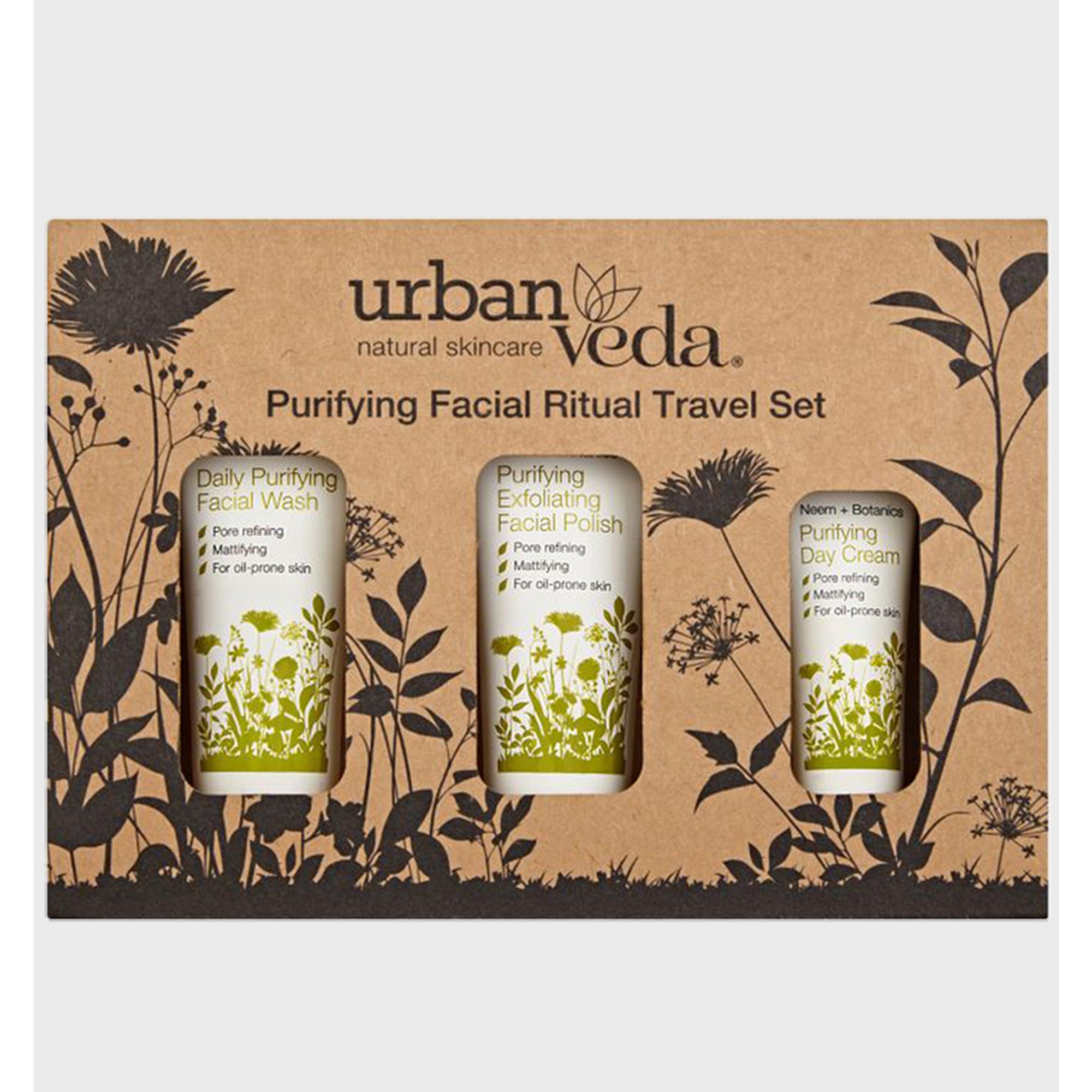 Urban Veda | Urban Veda Purifying Facial Ritual Travel Sets