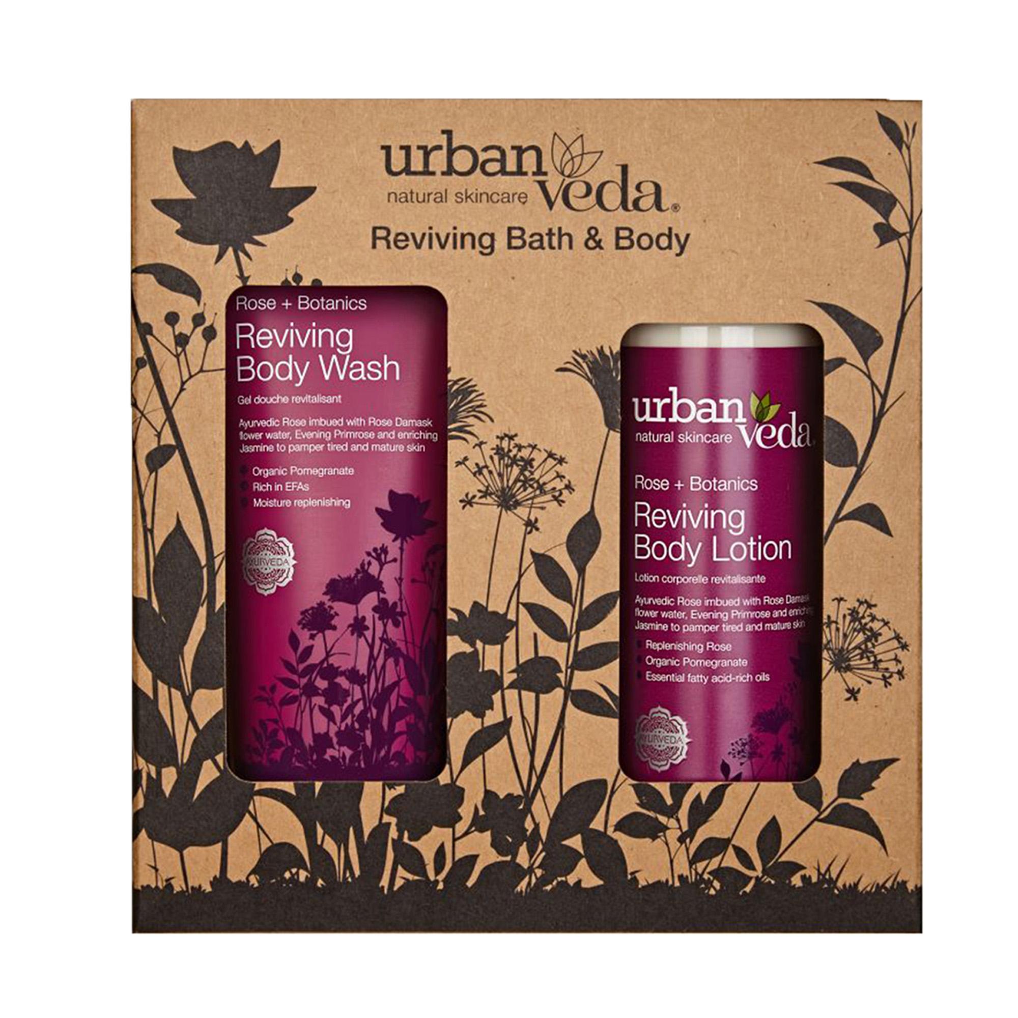 Urban Veda | Urban Veda Reviving Bath & Body