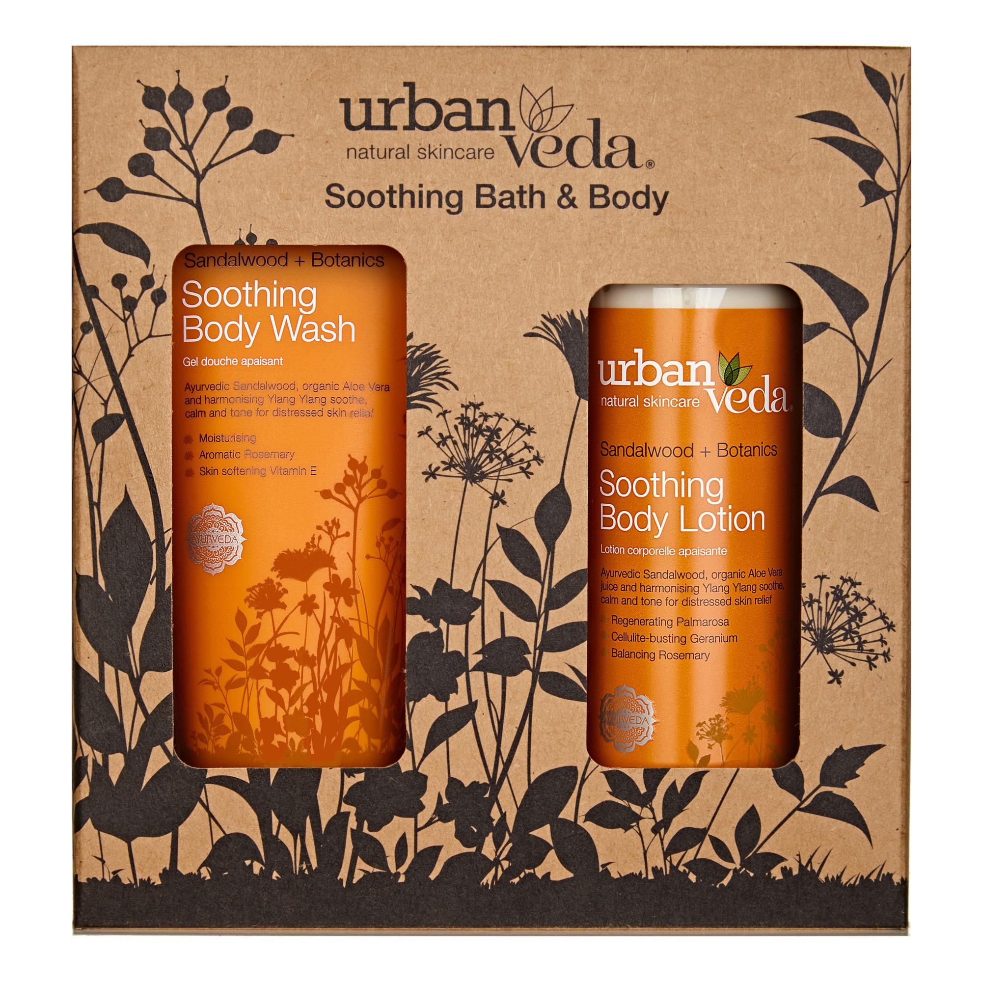 Urban Veda | Urban Veda Soothing Bath & Body