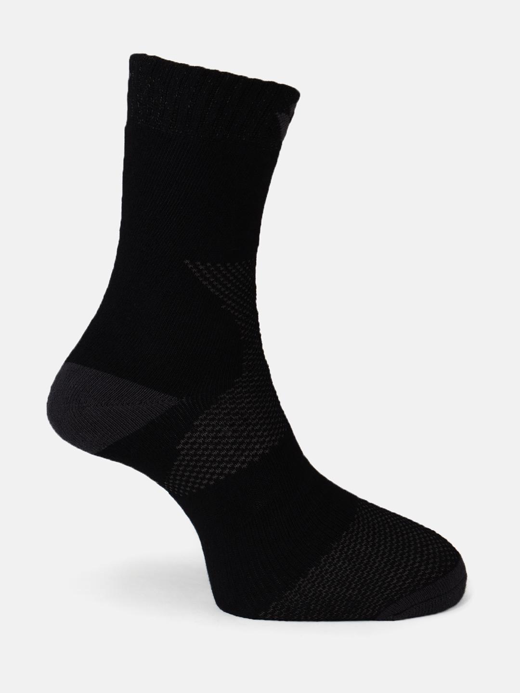 Lotto | Lotto Men's Quarter Basic 1 Black Socks