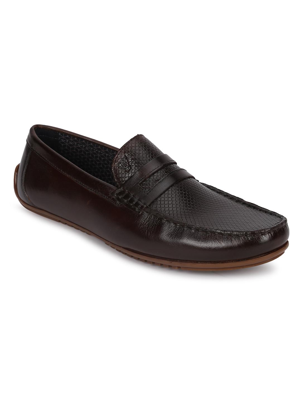 V8 | Brown Loafers