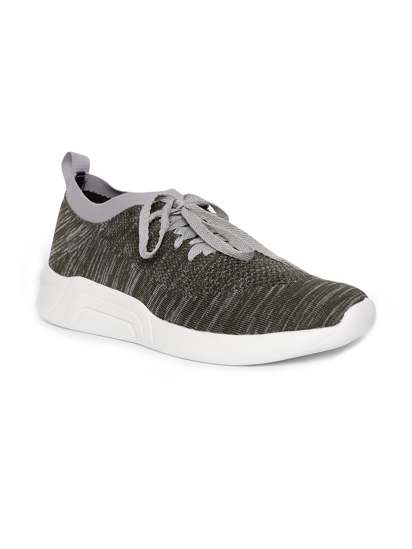 Lotto | Lotto Men's Zabi Grey Olive Running Shoes