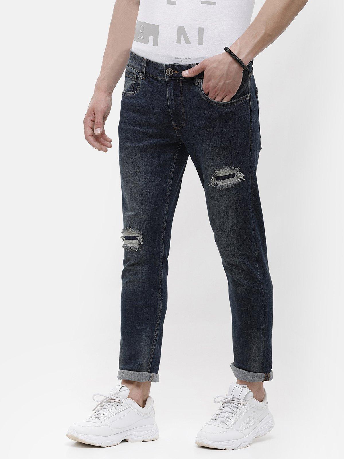 Voi Jeans   Dark Blue Jeans (VOJN1335)