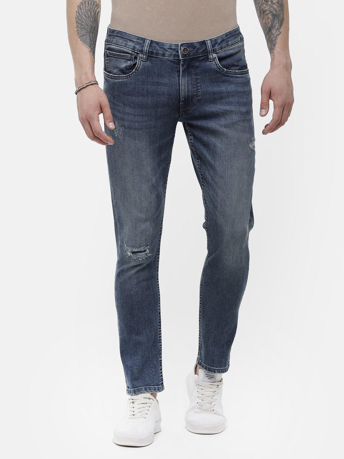Voi Jeans | Mid Blue Jeans (VOJN1414)
