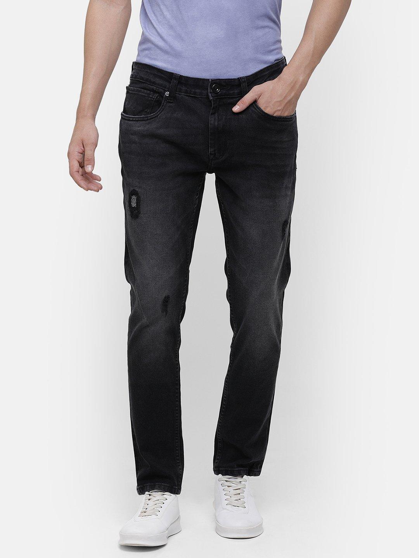 Voi Jeans | Charcoal Black Jeans (VOJN1520 )