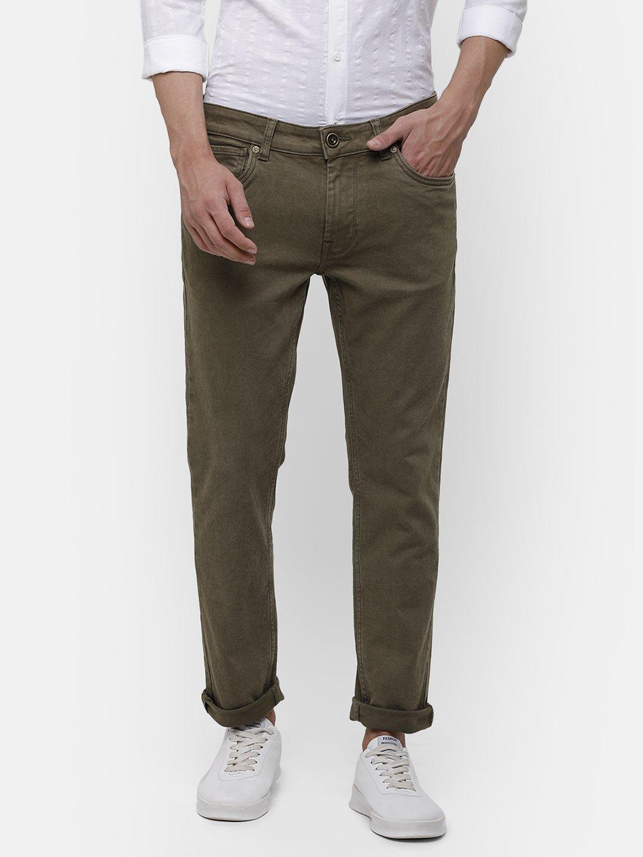 Voi Jeans | Khaki Jeans (VOJN1525 )
