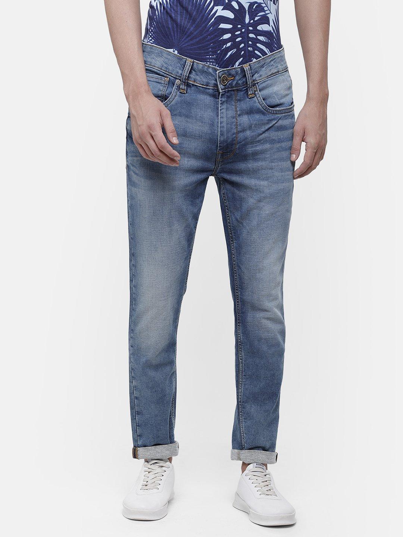 Voi Jeans | Mid Blue Jeans (VOJN1537 )