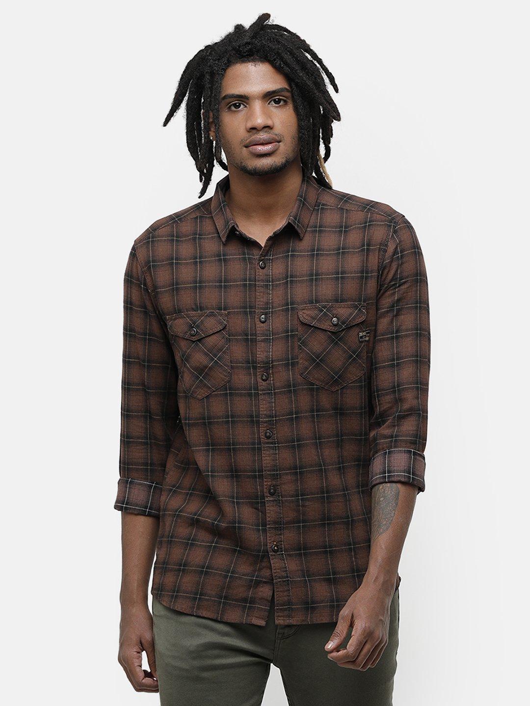 Voi Jeans   Multi Casual Shirts (VOSH1202)
